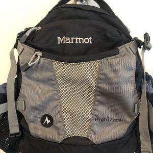 Marmot Highlander Biospan Hiking Daypack